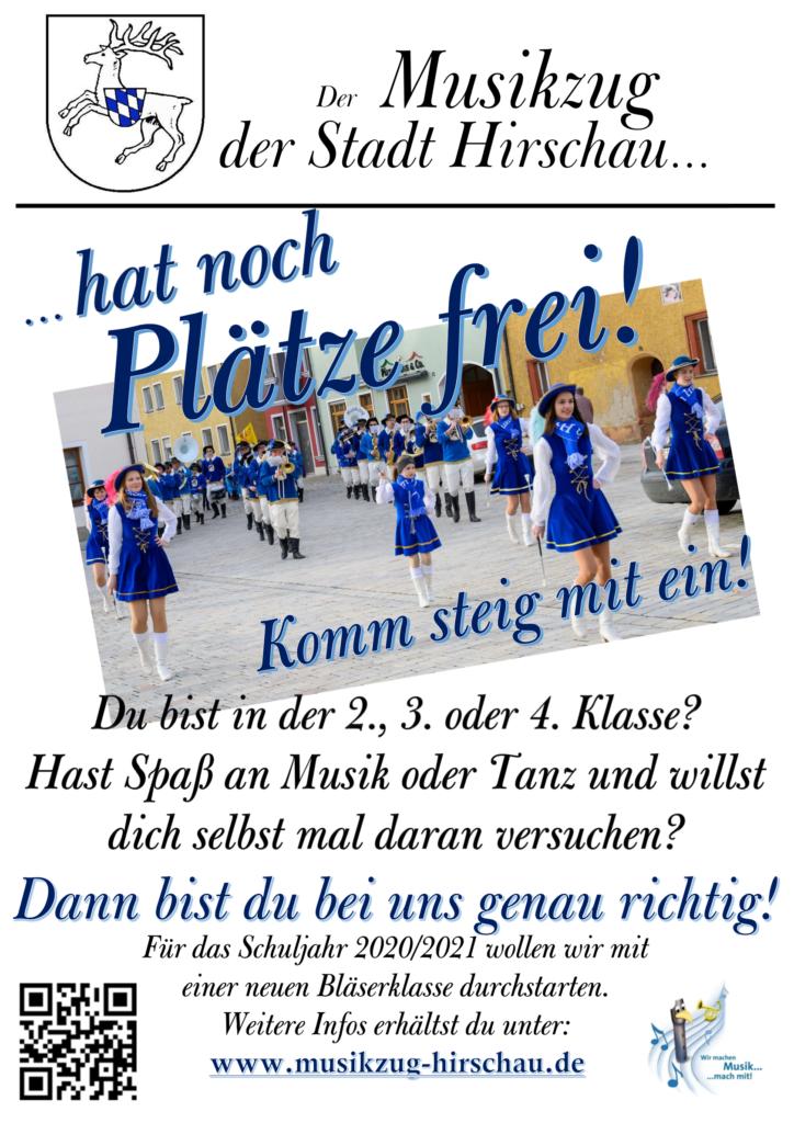 Musikzug Hirschau