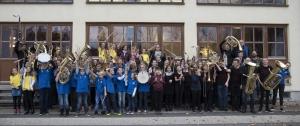 2017 Kreiskonzert der Nachwuchskapellen